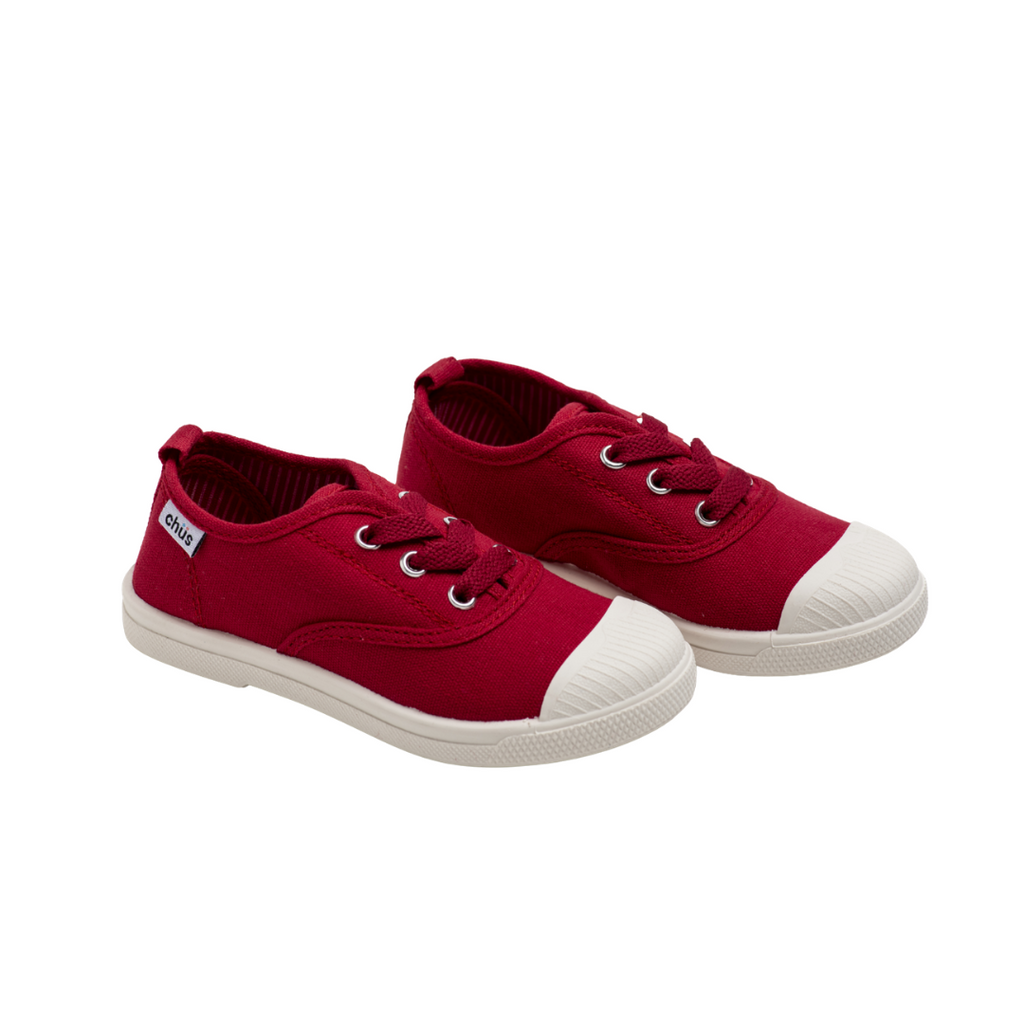 Chus Red Dylan Velcro Shoes