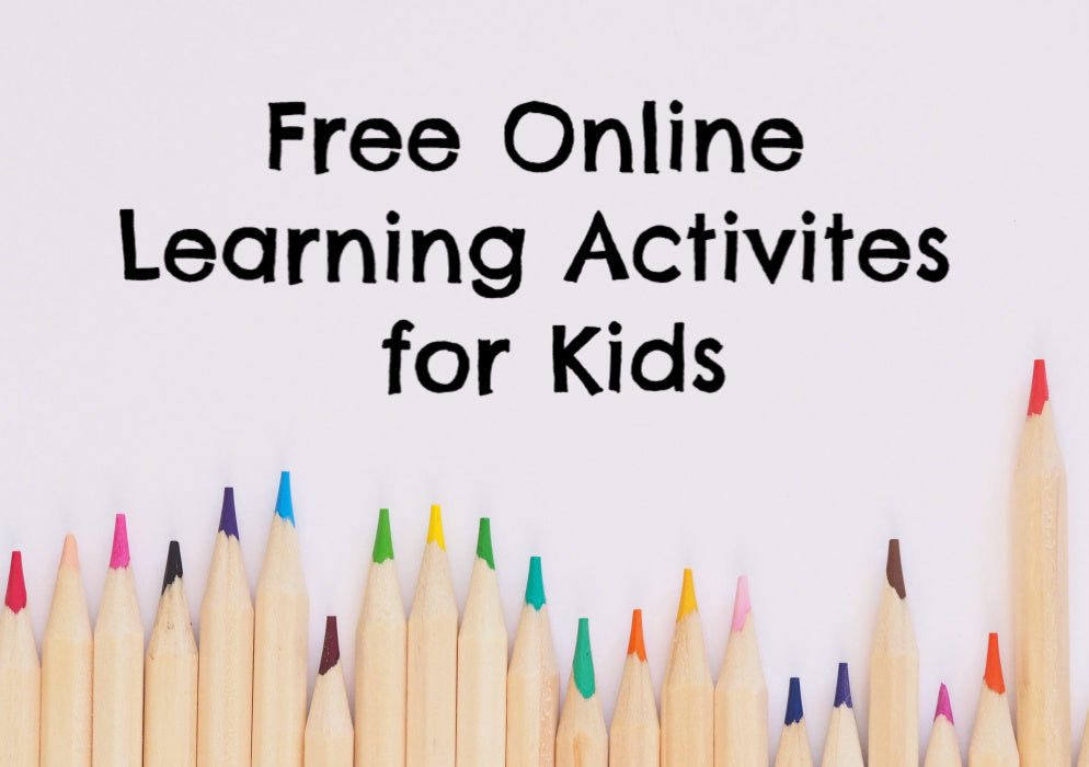 Free Online Activities and Worksheets for Kids