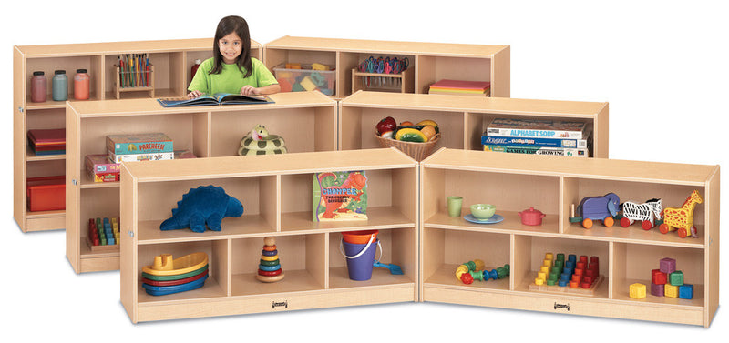 Maple Wave Toddler FOLD-n-LOCK Storage