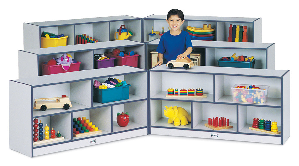 Rainbow Accents Fold-N-Lock Storage- 3 Sizes