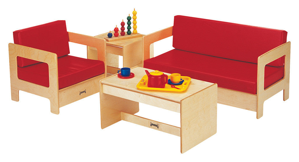 Jonti craft 4 piece living room set kindermark kids for 4 piece living room set