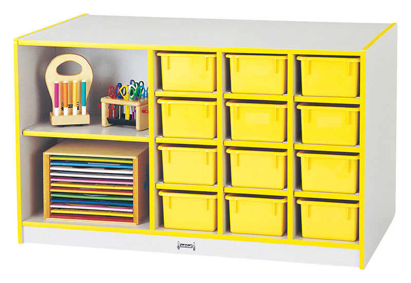 Rainbow Accents® Mobile Storage Island - without Trays