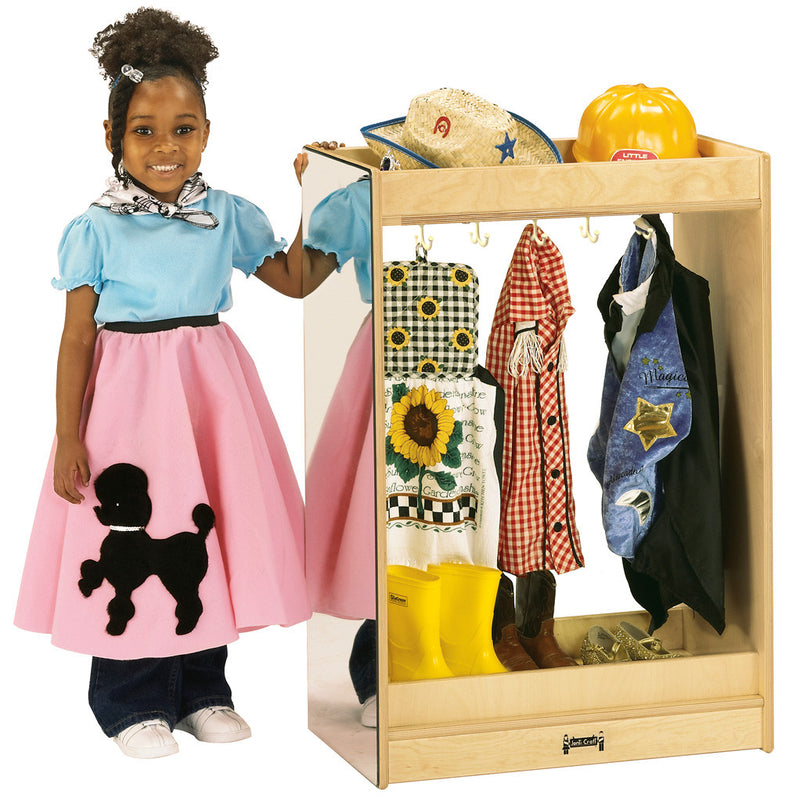 DRESS UP ISLAND COSTUME STORAGE SMALL