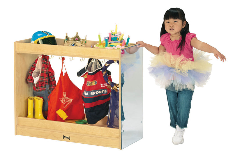 DRESS UP ISLAND COSTUME STORAGE FOR PRESCHOOLERS