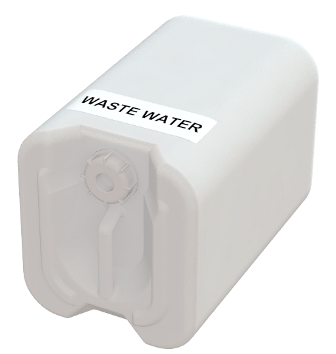 Jonti-Craft Set of Extra Tanks for Portable Sinks