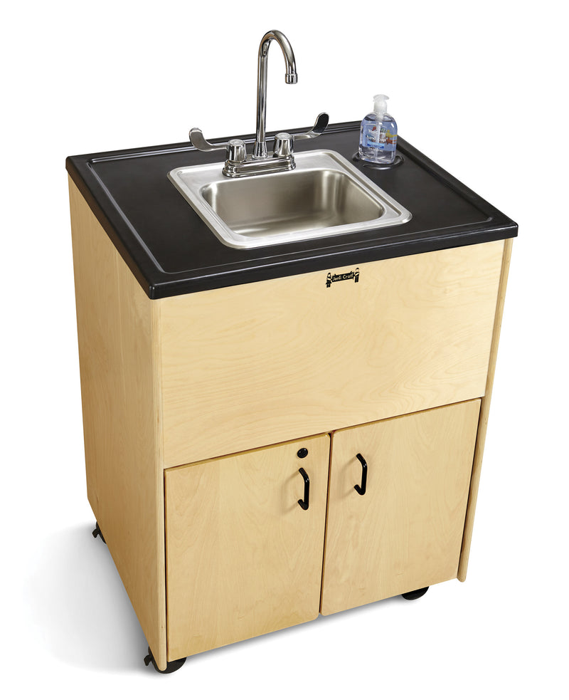 "Jonti-Craft Clean Hands Helper - 38"" Stainless Steel Basin"