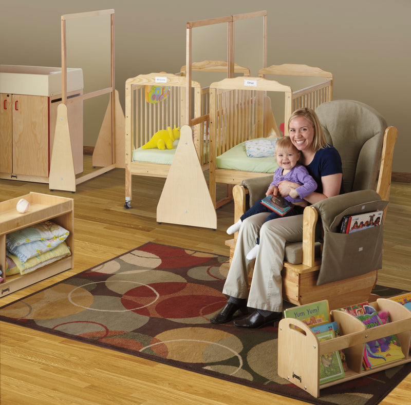 Jonti-Craft See-Thru Large Space and Crib Divider