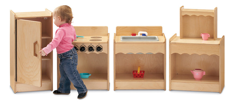 TODDLER CONTEMPO KITCHEN 4 PC SET