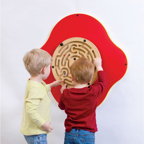 Lucky Labyrinth Wall  Maze