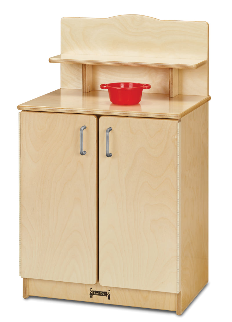 Jonti-Craft® Culinary Creations Play Kitchen Cupboard