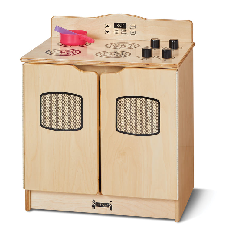 Toddler Gourmet Kitchen-Stove