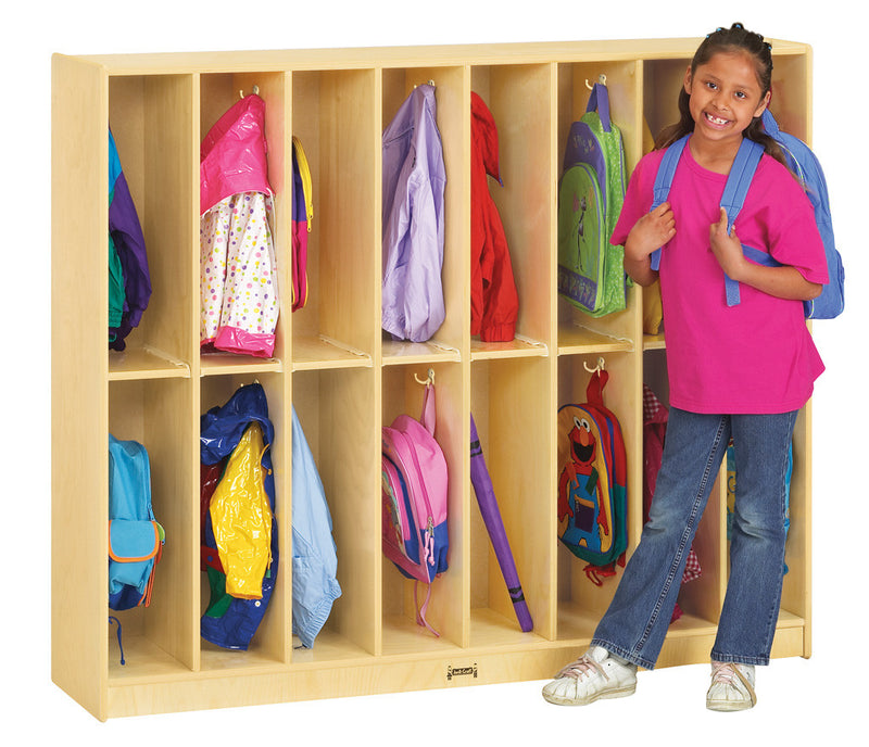 TWIN TRIM LOCKERS 16 SECTIONS