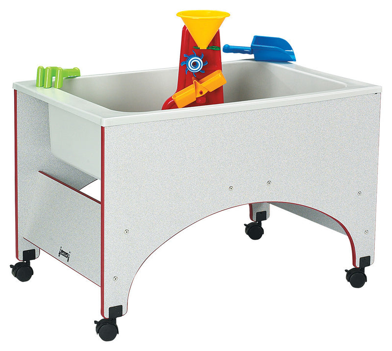 Rainbow Accents® Space Saver Sensory Table