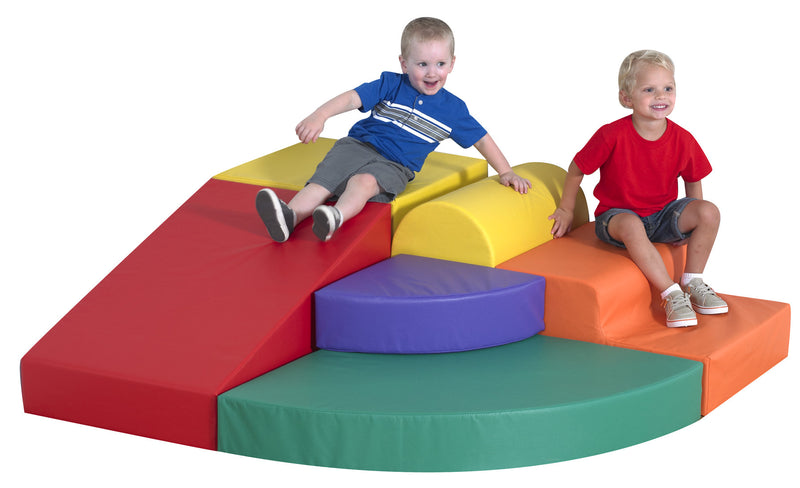 MARIAH'S PLAY CENTER  SOFT SHAPE CORNER CLIMBING SHAPES
