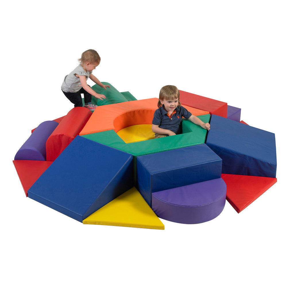 Nuts and Bolts Soft Climber for Toddlers