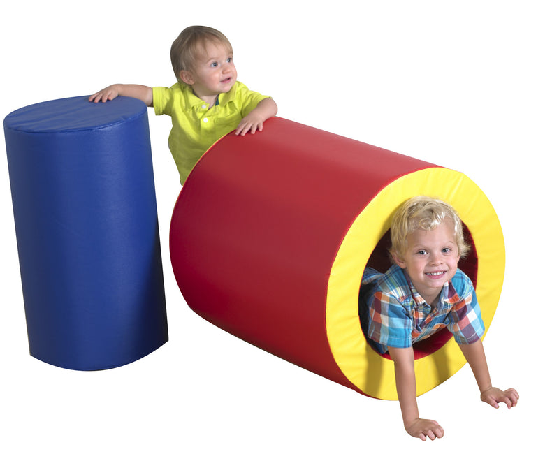 Toddler Tumble n' Roll  TUNNEL and ROLL Combo