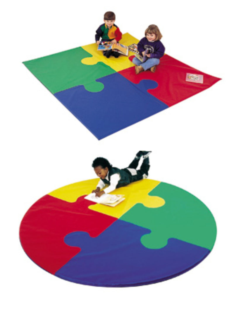 Puzzle Mat- Round or Square