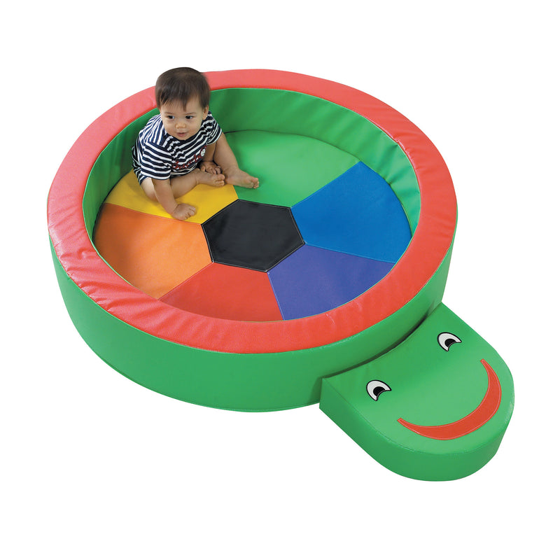 Turtle Hollow Soft Play Yard
