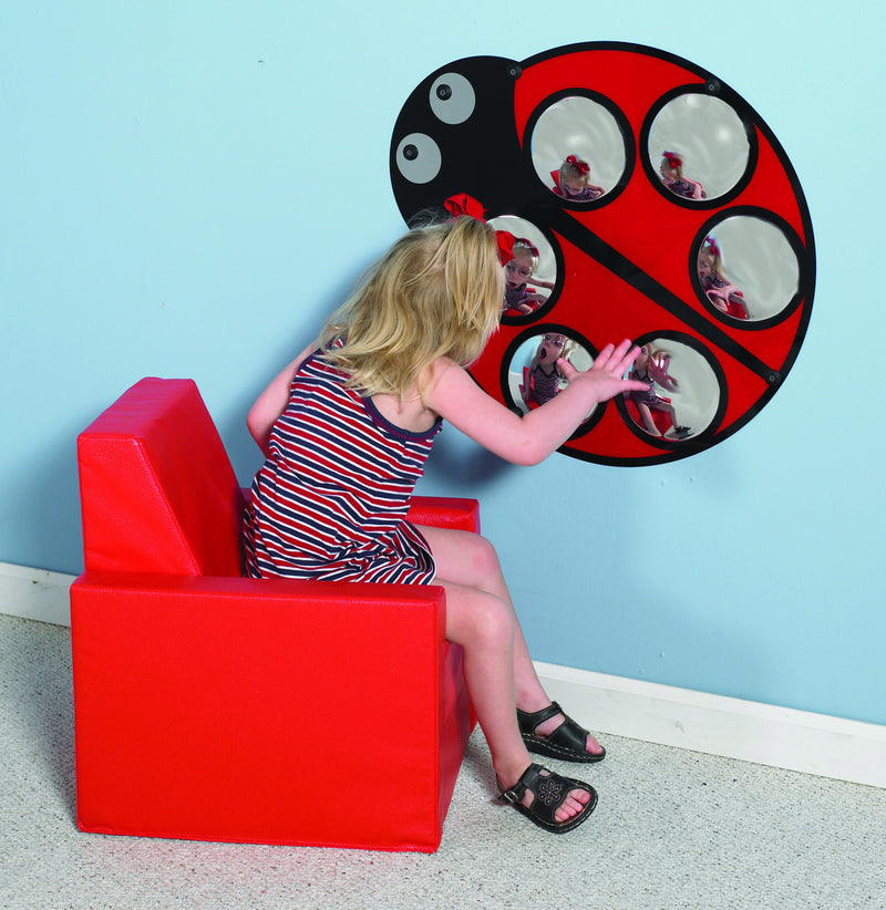 LILLY THE LADYBUG MIRROR