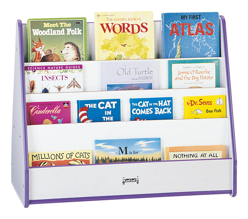 Rainbow Accents® Double Sided Pick-a-Book Stand - Mobile