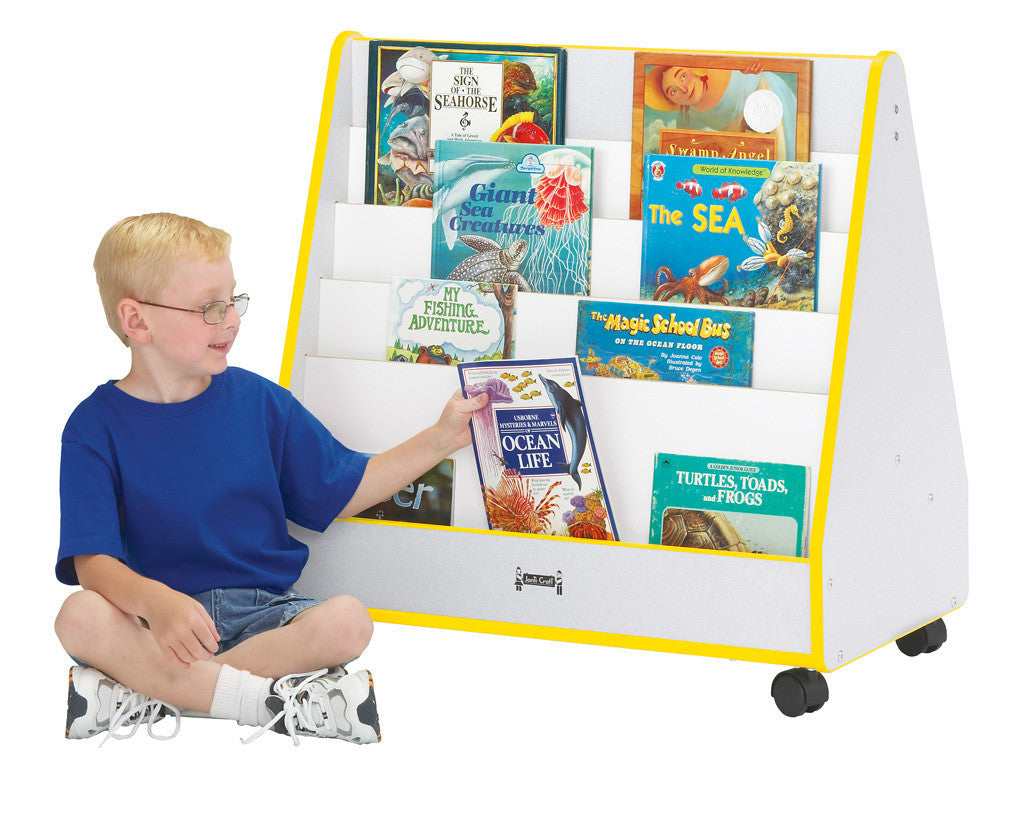 Rainbow Accents® Pick-a-Book Stand - Mobile