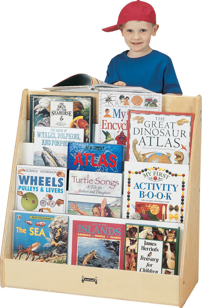 FLUSHBACK PICK-a-BOOK STAND 1 SIDED