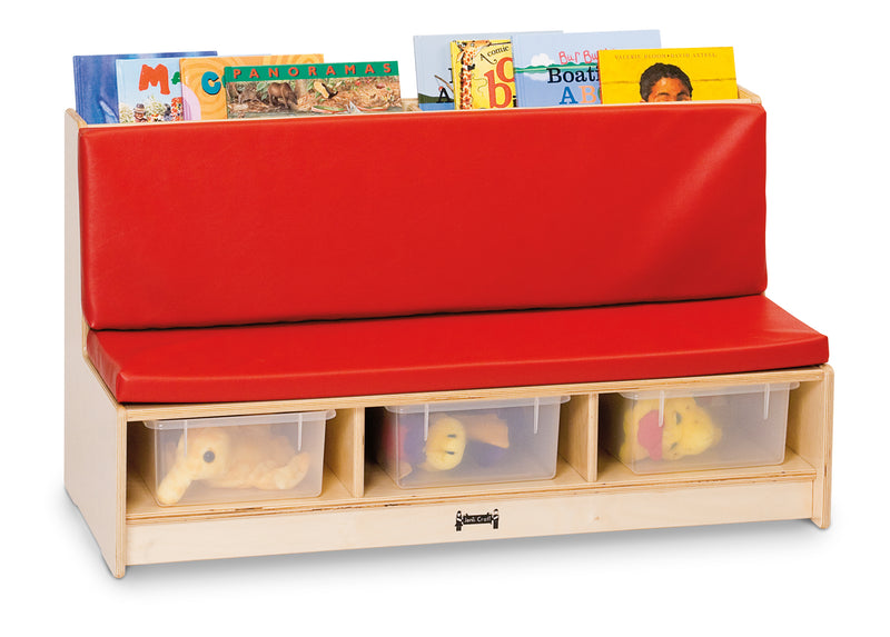 Literacy Couch by Jonti-Craft® 3 colors