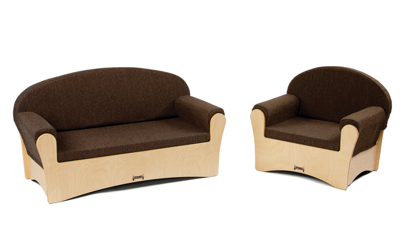 Komfy Sofa and Chair 2 piece set