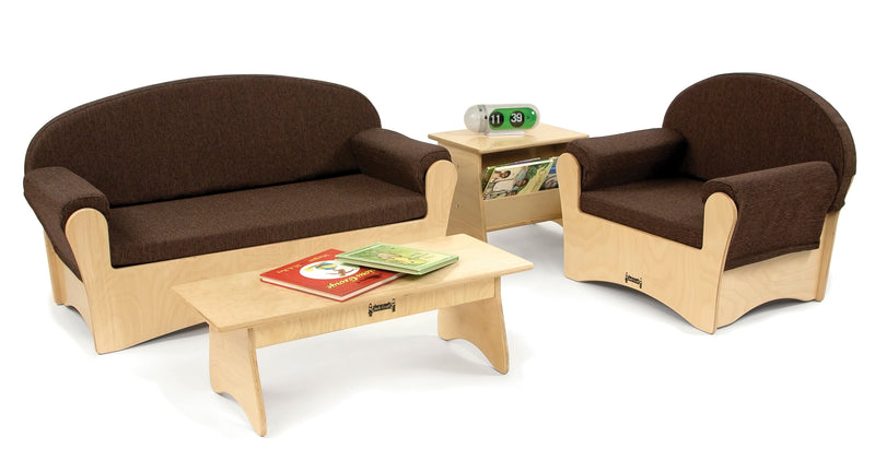Komfy Sofa, Chair and tables 4 piece set