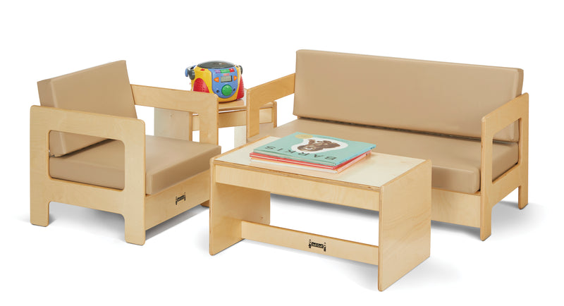 Jonti-Craft 4 Piece Living Room Set