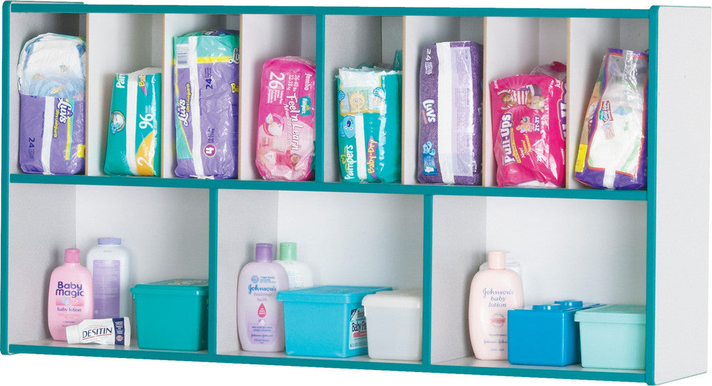 Rainbow Accents® Diaper Organizer
