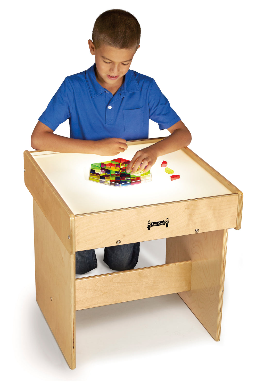 Jonti-Craft Light Box Table