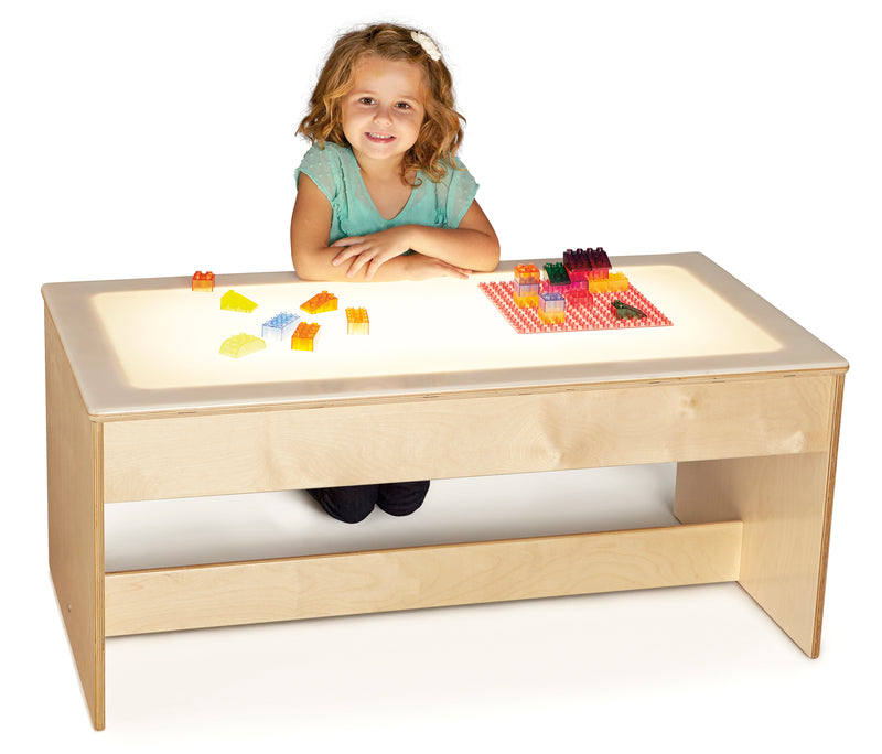 Jonti-Craft Large Light Table