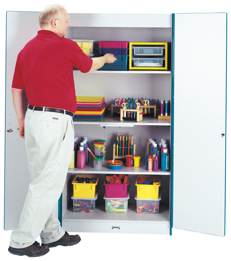 Rainbow Accents® Classroom Closet Deluxe by Jonti-Craft