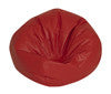 "26"" Bean Bag Chair in Red"