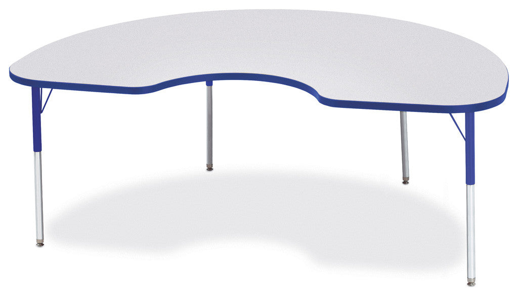 "Berries® Kidney Activity Table - 48"" X 72"", A-height"