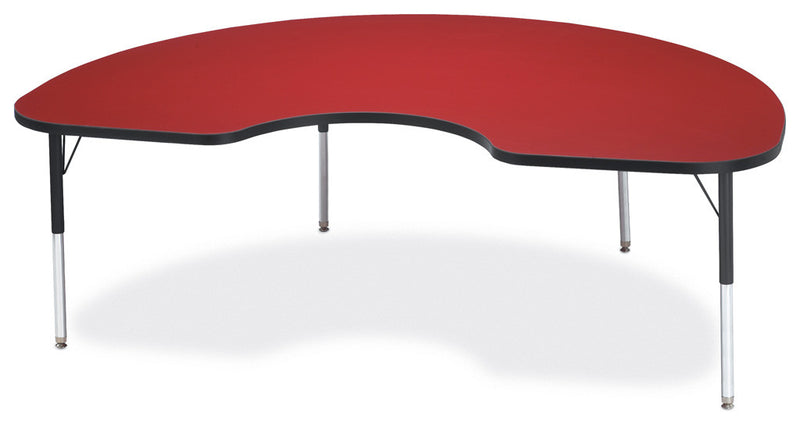 "Berries® Kidney Activity Table - 48"" X 72"", E-height"