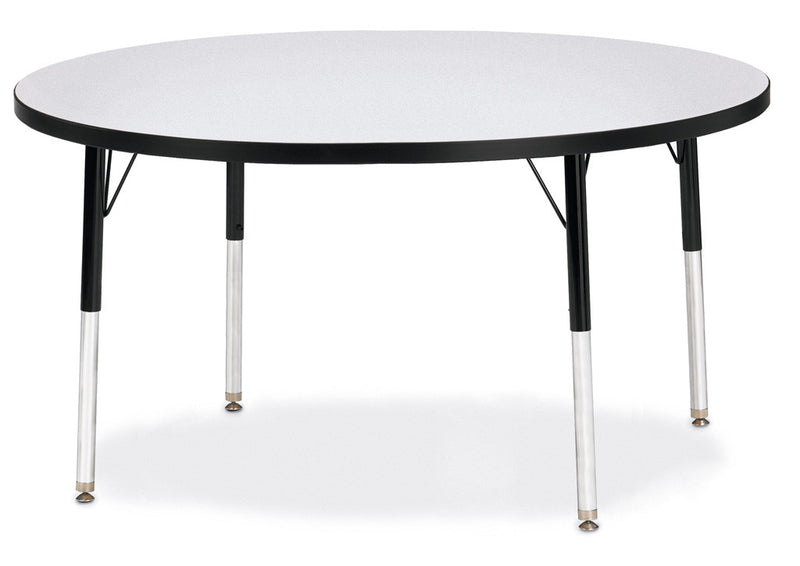 "Berries® Round Activity Table - 48"" Diameter, A-height"
