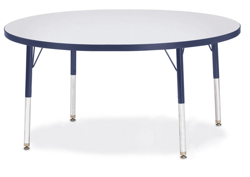"Berries® Round Activity Table - 48"" Diameter, E-height"