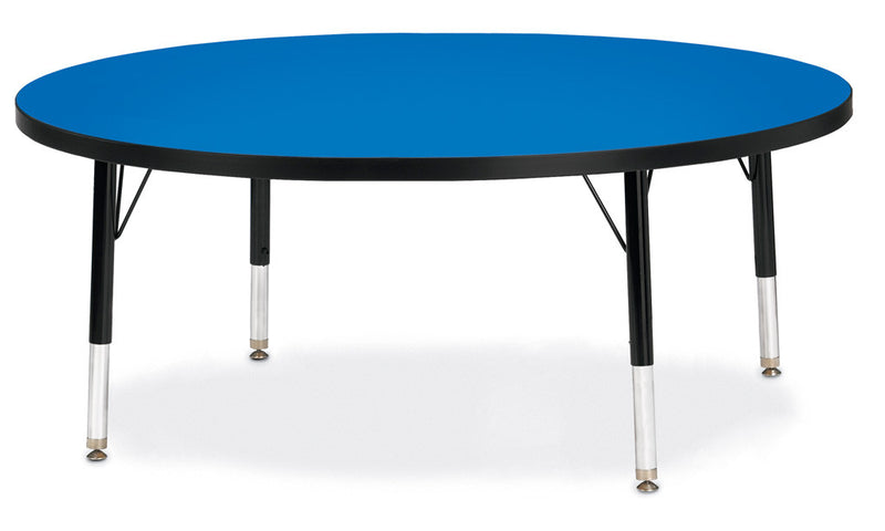 "Berries® Round Activity Table - 48"" Diameter, T-height"