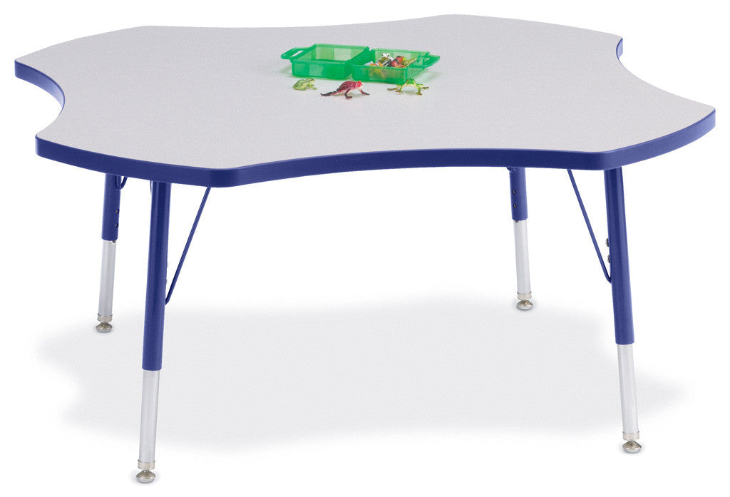 Four Leaf Activity Table