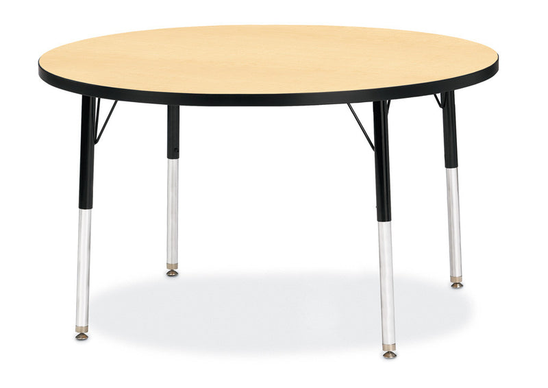 "Berries® Round Activity Table - 42"" Diameter, E-height"