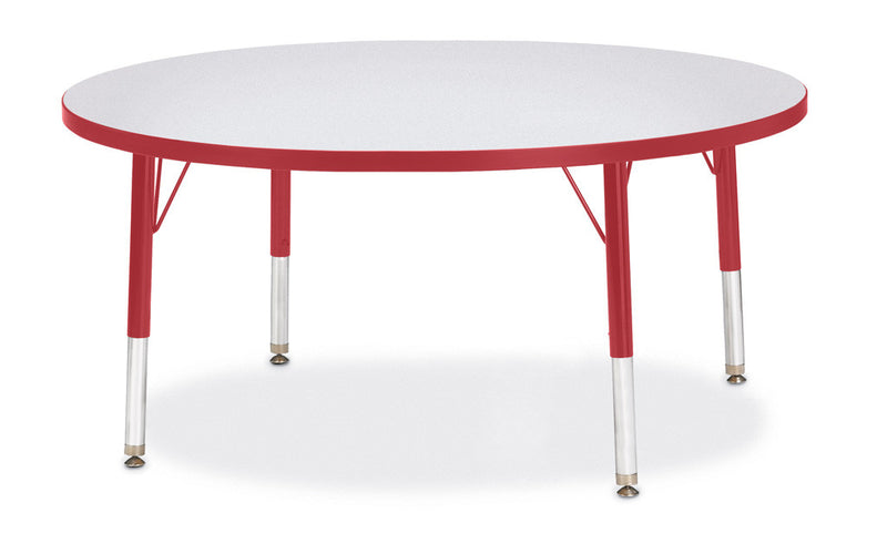 "Berries® Round Activity Table - 42"" Diameter, T-height"