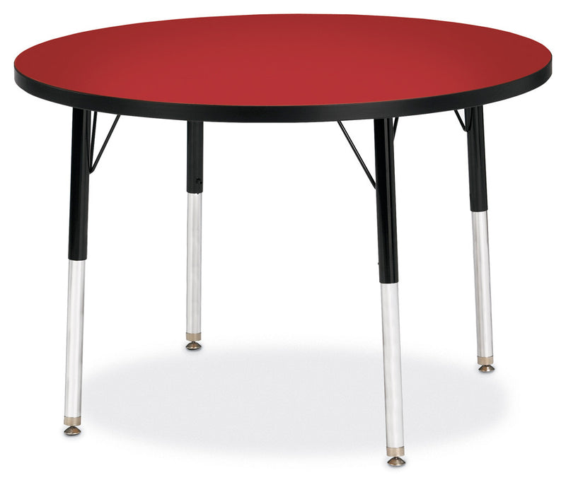 "Berries® Round Activity Table - 36"" Diameter, E-height"