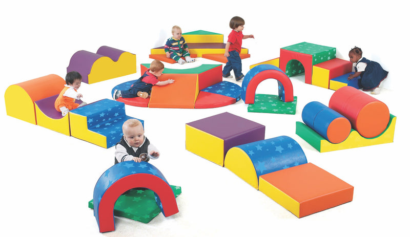 GROSS MOTOR GROUP SOFT PLAY FORMS