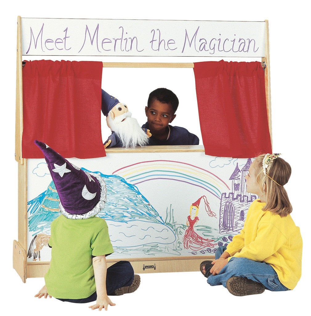 IMAGINATION STATION with WRITE-n-WIPE Panel