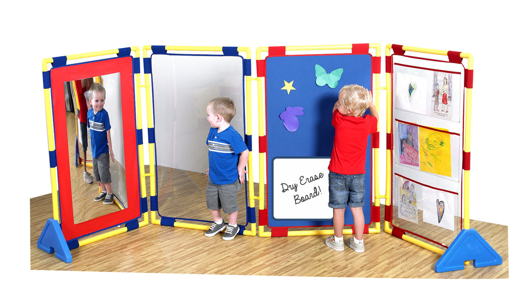 Activity Play Panel Center - 4 panels