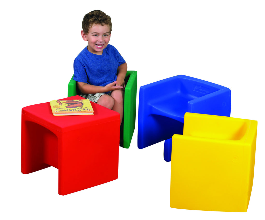 CHAIR CUBE - SET OF 4