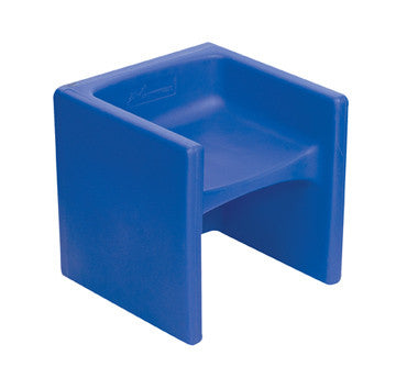 Chair Cubed Indoor/Outdoor Chair Blue