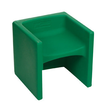 Chair Cubed Indoor/Outdoor Chair Green